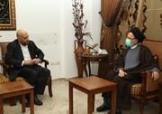 امام جمعه بیروت بر گفتگو میان اقشار ملت سوریه تأکید کرد