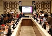 تصاویر/ نشست تخصصی شاخص های عینی آرمان شهر اسلامی