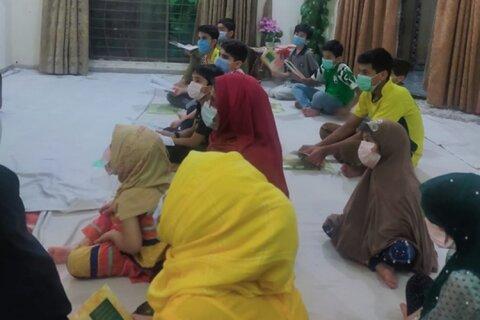 لاہور میں ہفتہ وار تربیتی کلاسز کا آغاز