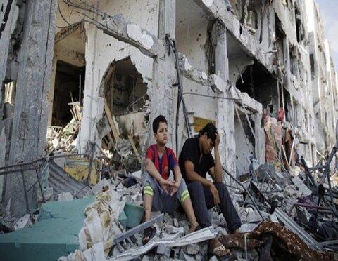 فلسطینی بچوں کی قتل گاہ