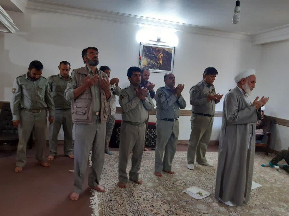 بازدید ۸ ساعته امام جمعه کاشان از منطقه حفاظت شده قمصر و برزُک