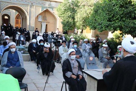 تصاویر| برگزاری گردهمایی مبلغین قرارگاه عمار