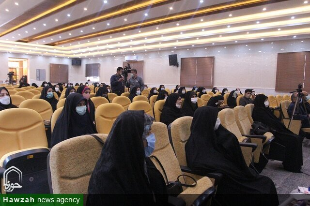 اسلام خواتین کو بااختیار بنانا چاہتا ہے،حجتالاسلام مهدی ایمانی مقدم