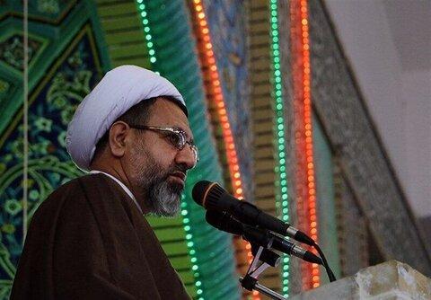 حجت الاسلام حسن علیدادی سلیمانی