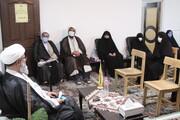 تصاویر/ نشست اعضای خواهران ستاد نماز جمعه پردیسان به مناسبت میلاد کریمه اهل بیت(ع)