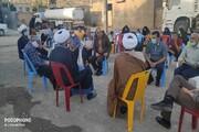 تصاویر/ نشست بصیرتی، سیاسی گروه جهادی مرصاد مدرسه علمیه امام خمینی(ره) اسلام آباد غرب