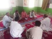 اصغریہ آرگنائزیشن پاکستان ضلع دادو کے رہنماٶں کا تنظیمی اجلاس