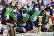 ۲۰۰ خادم افتخاری حرم حضرت معصومه(س) آموزش بدو خدمت میبینند