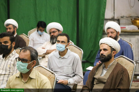 بالصور/ إقامة دورة تعليمية - بحثية لتربية مدرسي نهج البلاغة في أصفهان