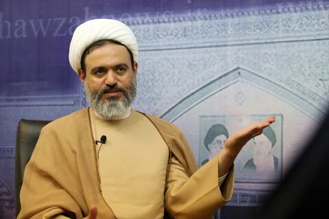 مصاحبه با حجت الاسلام و المسلمین هدایت