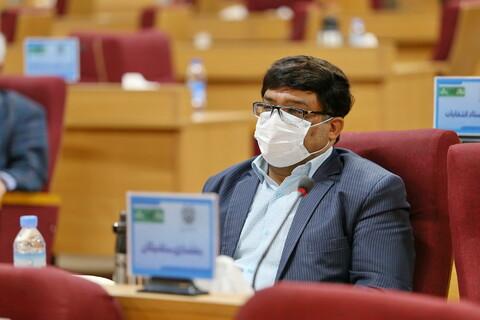 تصاویر/ نشست مسئولین ستاد انتخابات استان قم