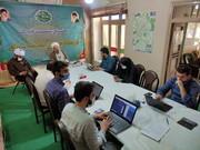 فیلم | نخستین نشست خبری قرارگاه حوزوی انقلاب اسلامی