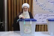 آیت الله العظمی نوری همدانی: شرکت در انتخابات واجب است