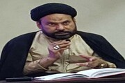 آہ مولانا سید عمران حیدر زیدی طاب ثراہ