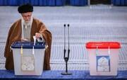 قائد الثورة سيدلي بصوته في الانتخابات في الساعة السابعة صباح الغد
