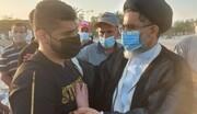 سلطات البحرين تحقق مع عالم دين بارز لمشاركته في تشييع الشهيد بركات
