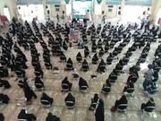 تصاویر/ همایش نهضت پیشرفت بانوان استان همدان