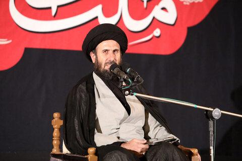 حجت الاسلام خضری قزوین