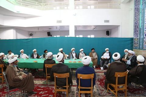 نشست ائمه جماعات پردیسان