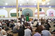 تصاویر / مراسم بزرگداشت دومین سالگرد آیت الله سید محمد حسینی شاهرودی
