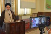تصاویر / نشست بصیرتی و روشنگری  انتخابات در مدرسه معراج تبریز