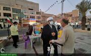 فعالیت های تبیینی و رسانه ای طلاب بسیجی برای تحقق مشارکت حداکثری در انتخابات