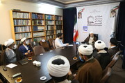 تصاویر/ نشست تخصصی «حق رأی» در خبرگزاری حوزه