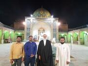 حوزہ نیوز ایجنسی کا آیۃ اللہ شیخ احمد کلباسی سے ماخوذ مصاحبہ