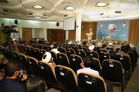 گردهمایی طلاب و روحانیون کرمانی مقیم قم