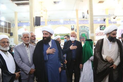 مراسم بزرگداشت دومین سالگرد آیت الله سید محمد حسینی شاهرودی