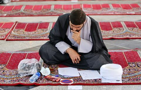 تصاویر/ آزمون ورودی مجتمع فقه، حقوق و قضایی اسلامی