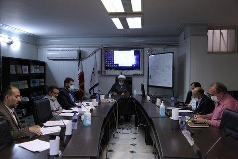 بررسی طرح حمایت از خیرین در مرکز تحقیقات اسلامی مجلس