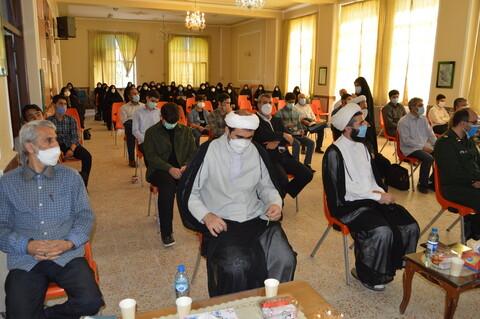 تصاویر / نشست بصیرتی و روشنگری  در مدرسه معراج