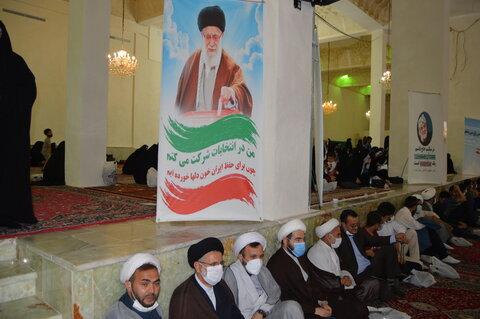 تصاویر / جشن بزرگ دهه کرامت در تبریز