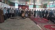 تصاویر/ جلسات بصیریتی مدیر حوزه علمیه استان ایلام در شهرستان دره شهر