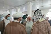 تصاویر/ دیدار مدیر حوزههای علمیه استان ایلام با بزرگان بخش موسیان  شهرستان دهلران