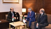 وكيل وزارة الإعلام الفلسطيني يطلع وزير الاتصال الجزائري على جرائم الاحتلال