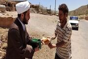 تصاویر/ فعالیت گروه جهادی تبلیغی مرصاد در ایام انتخابات استان کرمانشاه