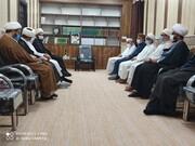 امام جمعه بندر خمیر: مشارکت حداکثری سبب تقویت نظام و انقلاب است