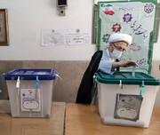 آیت الله العظمی سبحانی نے ایرانی صدارتی انتخابات میں اپنا ووٹ کاسٹ کیا