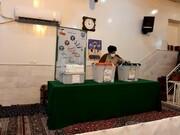فیلم | شرکت حضرت آیت الله علوی گرگانی در انتخابات ۱۴۰۰