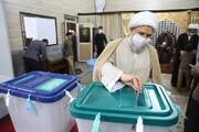 حضور در پای صندوق رأی احساس وظیفه ملی و عقلی است