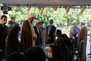 تصاویر/ حضور پرشور مردم و مسئولان استانی همدان در انتخابات ۱۴۰۰