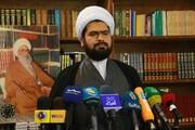 حجۃ الاسلام شیخ علی نجفی کا کویت کےامیر سے ٹیلیفون پر رابطہ