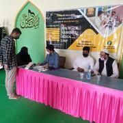 शुभ समाचार, कज़पुरा अम्बेडकरनगर में  फ्री मेडिकल कैम्प, हजारो की संख्या मे लोगो ने उठाया लाभ
