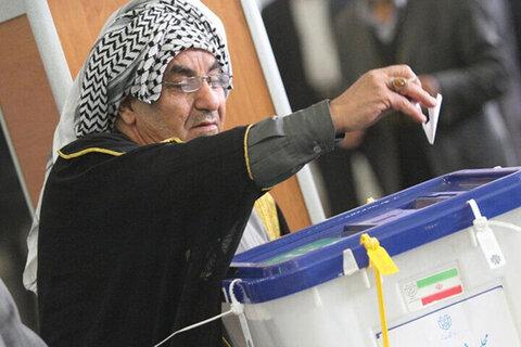 انتخابات در شادگان