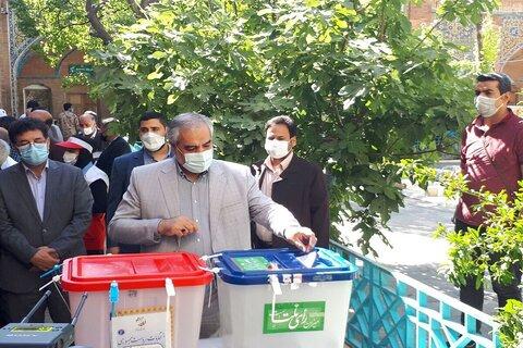 رای استاندار کردستان
