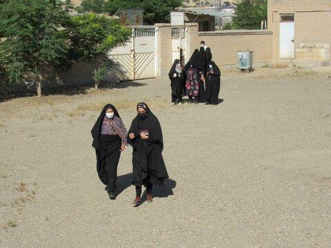 تصاویر/ حضور پرشور علما، روحانیون و مردم بیجار در انتخابات 28 خردادماه