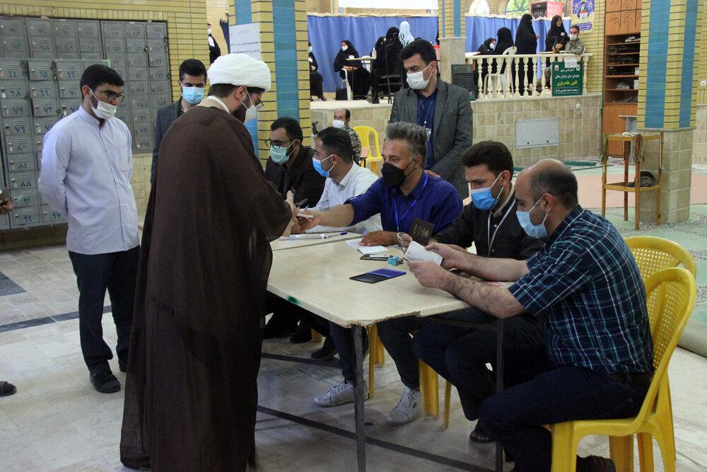 فیلم| مردم خوزستان پای کار میهن؛ مانند همیشه