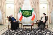روحانی: آماده انتقال تجارب به رئیس جمهور منتخب هستیم